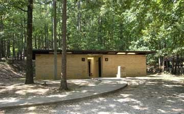 Showers and Bathrooms at Brady Mountain